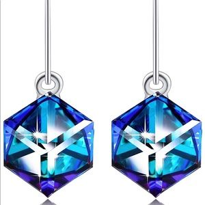 ❤️ SWAROVSK Crystal Earrings, Women Drop Earrings